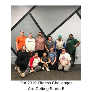 Our Fitness Challenge Groups Are Getting Started